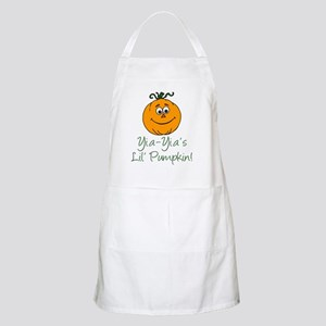 Yia-Yias Little Pumpkin Apron