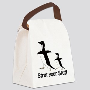 StrutYourStuff Canvas Lunch Bag