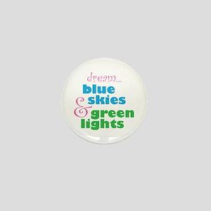 The Skydivers Dream Mini Button