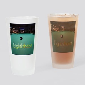 Eighth_Theist_16x20 Drinking Glass