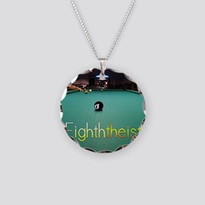 Eighth_Theist_16x20 Necklace Circle Charm