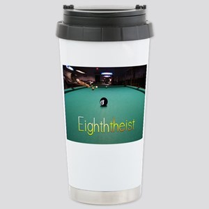 Eighth_Theist_16x20 Stainless Steel Travel Mug