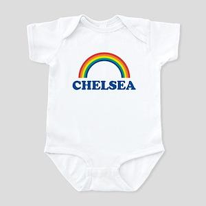 CHELSEA (rainbow) Infant Bodysuit