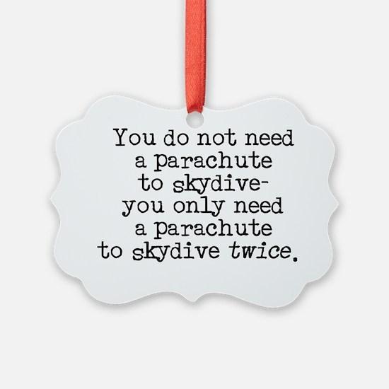 skydive04 Ornament