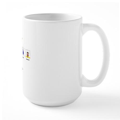 the elements Large Mug
