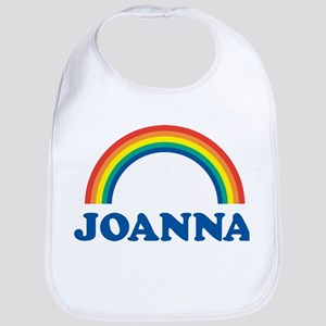 JOANNA (rainbow) Bib