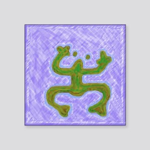 "coqui33 Square Sticker 3"" x 3"""