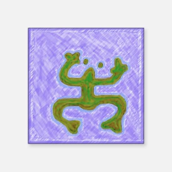 "coqui33 Square Sticker 3"" x 3"""