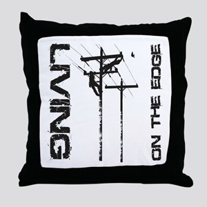 LOE_1 Throw Pillow