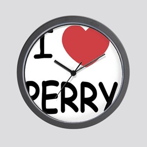 PERRY Wall Clock