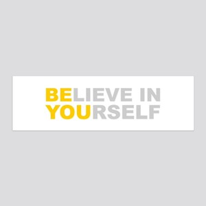 Believe in Yourself - Be You Wall Decal