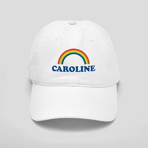 CAROLINE (rainbow) Cap