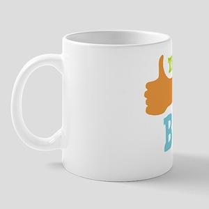 Bacon-Thumbs-UP-DBL Mug