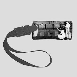 eniac1 Small Luggage Tag
