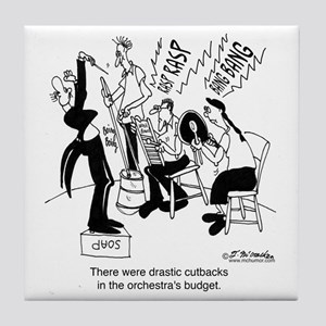 5562_orchestra_cartoon_JAC Tile Coaster