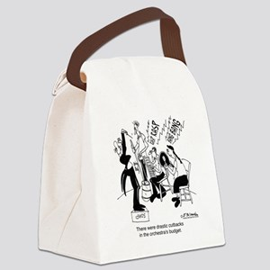 5562_orchestra_cartoon_JAC Canvas Lunch Bag