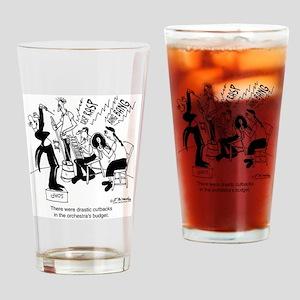 5562_orchestra_cartoon_JAC Drinking Glass