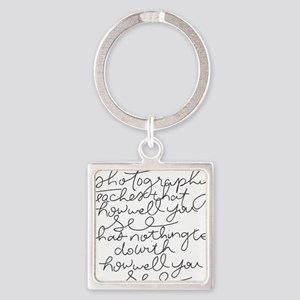 howellyousee Square Keychain