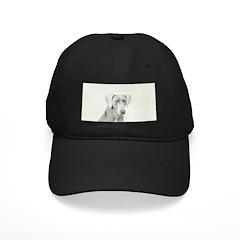 Weimaraner Baseball Hat