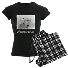 Weimaraner Pajamas