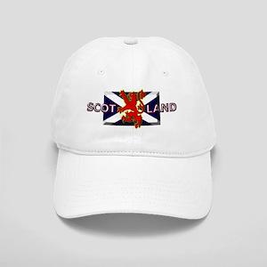 Scotland Rampant Skiphat Cap