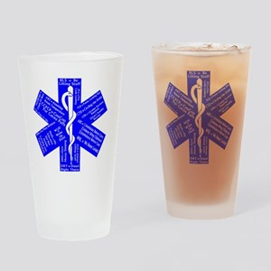 Enlarged Star Drinking Glass