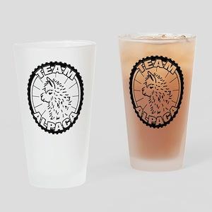 TeamAlpaca2 Drinking Glass