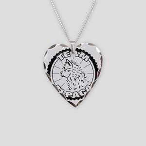 TeamAlpaca2 Necklace Heart Charm