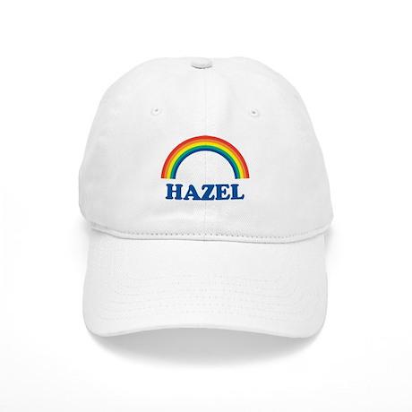 HAZEL (rainbow) Cap