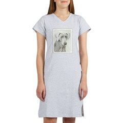 Weimaraner Women's Nightshirt