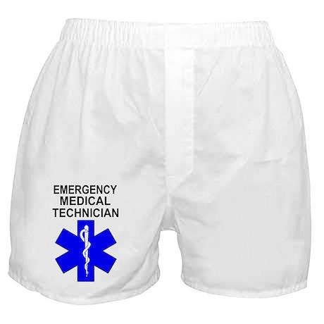 EMT Shirt Boxer Shorts