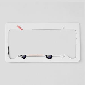 Band Aid Box License Plate Holder