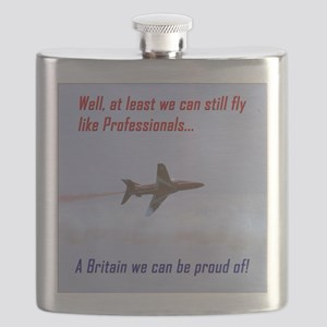 Red Arrows Flask