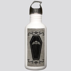 coffin_gray_12x18v Stainless Water Bottle 1.0L