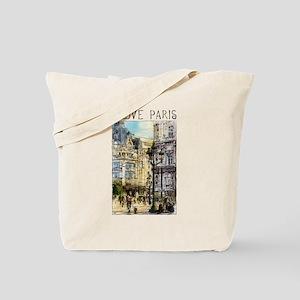 Paris 1 Tote Bag