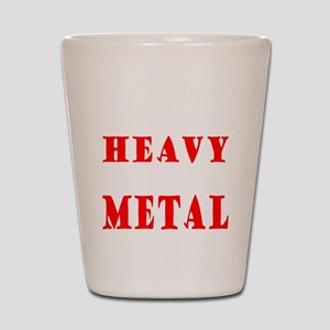 heavymetal Shot Glass