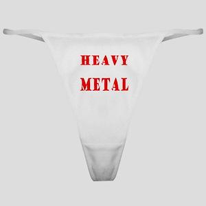 heavymetal Classic Thong