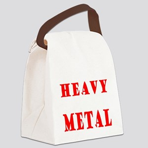 heavymetal Canvas Lunch Bag