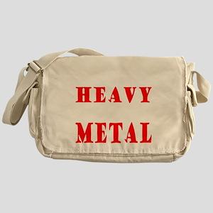 heavymetal Messenger Bag