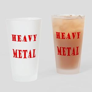 heavymetal Drinking Glass