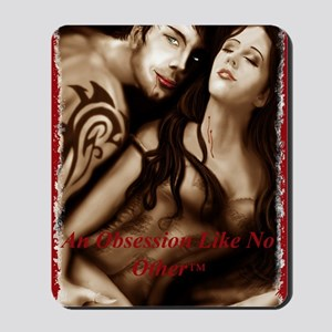 DE_sepia_feather_Red_Vert_Obsess Mousepad