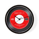Legacy 1 Wall Clock