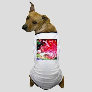 Angel I Believe Dog T-Shirt