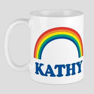 KATHY (rainbow) Mug