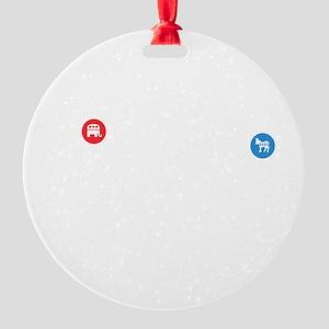 cp168 Round Ornament