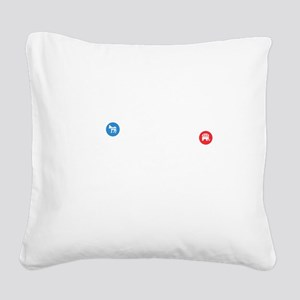 cp167 Square Canvas Pillow