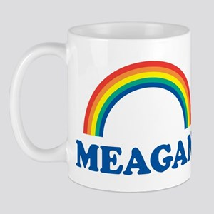 MEAGAN (rainbow) Mug