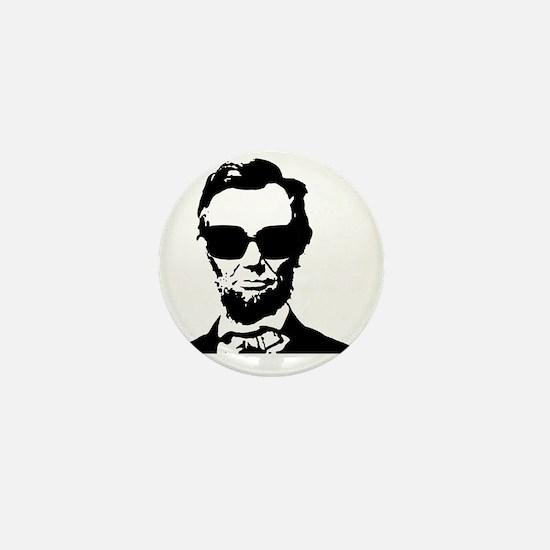 Lincoln Mini Button