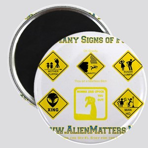 Many-Signs Magnet