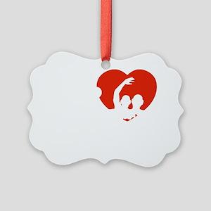 waterpolo1 Picture Ornament